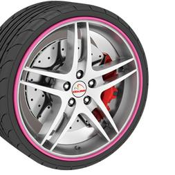 rb03 pink rim blade set of 4