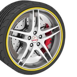 GoBadges RB03Y Yellow Rim Blade,