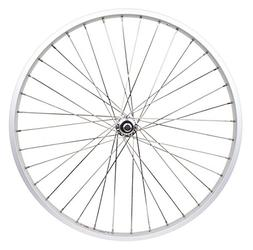 Rear Freewheel Silver HEAVY DUTY 12 Gauge 26 Inch x 2.125 In