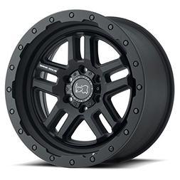 BLACK RHINO Rim Barstow 18X9.50 5x5.5 0 Textured Matte Black
