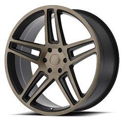 BLACK RHINO Rim Safari 24X10 5x150 30 Matte Blk w/Mach Dark