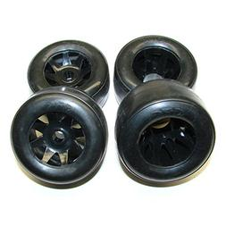CRC RT-1 Front & Rear Mounted GTR Rim Rubber Tire