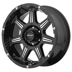 Pro Comp Alloys Series 01 Gloss Black Wheel with Machined Fa