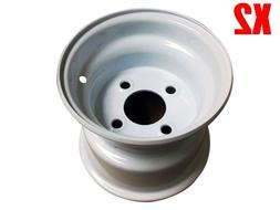set of two 8 x 7 rims
