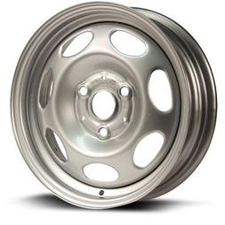 SMART Aftermarket FRONT wheel 15X4.5, 3X112, 57.1, 23, gray