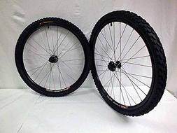 WTB 26 inch Speed Disc All Mountain Wheels with Velociraptor