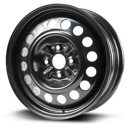 Steel Rim 15X5.5, 4X100, 54.1, +45, black finish  X40957