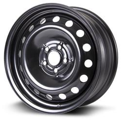 Steel Rim 16X6.5, 5X100, 57.1, +44, black finish  X99121N