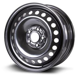 Steel Rim 16X6, 5X108, 63.5, +50, black finish  X40838