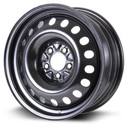 Steel Rim 17X7, 5x114.3, 71.5, +40, black finish