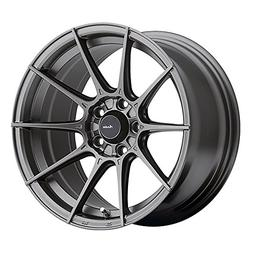 Advanti Racing Storm S1 15 Gray Wheel / Rim 4x100 with a 35m