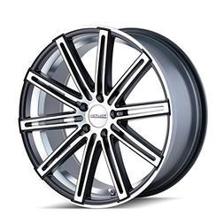 Touren TR40 3240 Matte Black Wheel with Machined Ring/Underc
