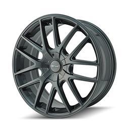 Touren 3260-8803G Wheel with Gunmetal Finish