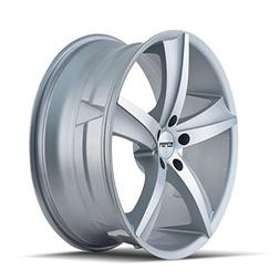 TR72  GLOSS SILVER/MACHINED FACE 20X8.5 5-114.3 35mm 72.62mm
