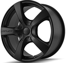 3190 7711mb tr9 wheel with matte black
