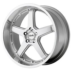 Advanti Racing Traktion 20 Silver Wheel / Rim 5x4.5 with a 3