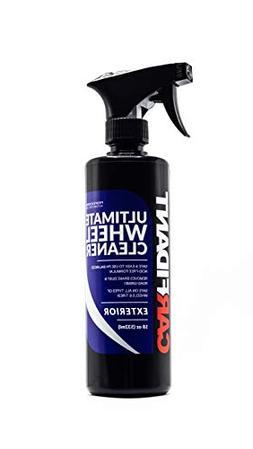 Carfidant Ultimate Wheel Cleaner Spray - Premium Rim & Tire