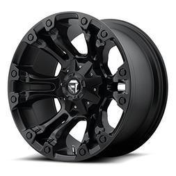 Fuel D560 Vapor 18x9 6x135/6x139.7 -12mm Matte Black Wheel R