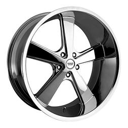 vn701 nova chrome wheel 18x9 5x114 3mm